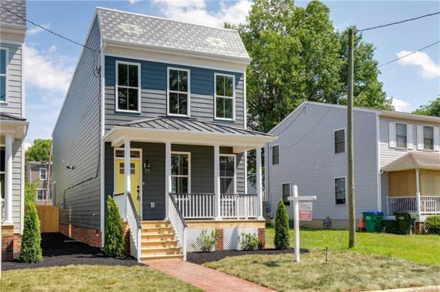 1205 N 21st Street, Richmond, VA 23223 (MLS #1922650) :: The RVA Group Realty