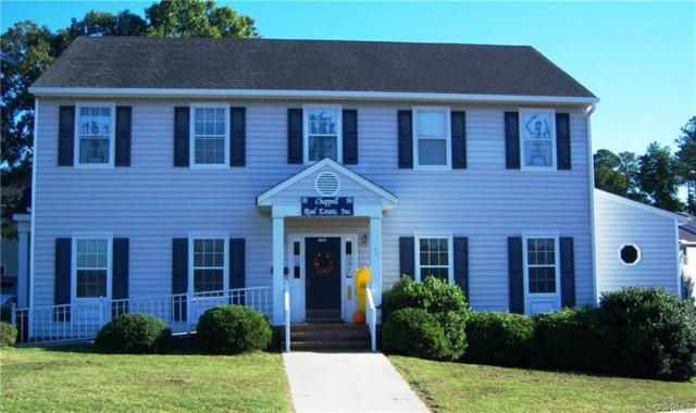 6600 Commons Drive, Prince George, VA 23875 (MLS #1922653) :: EXIT First Realty