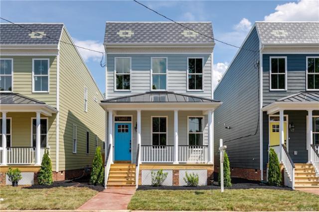 1207 N 21st Street, Richmond, VA 23223 (MLS #1922658) :: The RVA Group Realty