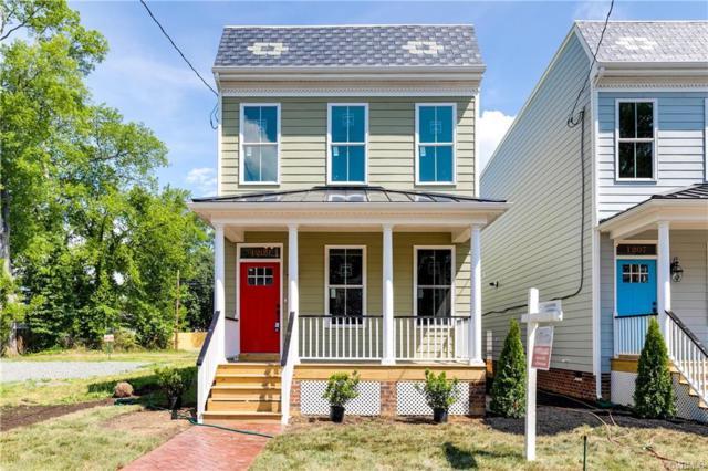 1209 N 21st Street, Richmond, VA 23223 (MLS #1922669) :: The RVA Group Realty