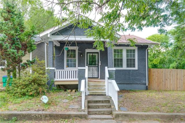 2107 5th Avenue, Richmond, VA 23222 (MLS #1922762) :: EXIT First Realty
