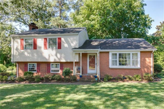 9303 Lawndell Road, Henrico, VA 23229 (MLS #1922794) :: EXIT First Realty