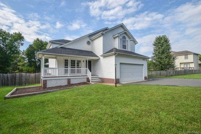 4986 Hanover Meadow Drive, Mechanicsville, VA 23111 (MLS #1922821) :: Small & Associates
