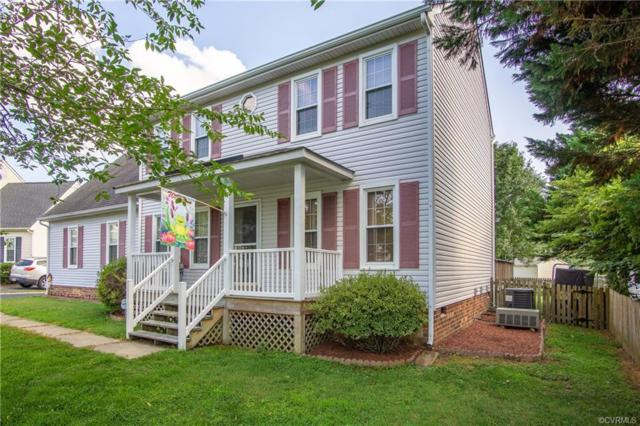 5947 Dugout Terrace, Mechanicsville, VA 23111 (MLS #1922831) :: EXIT First Realty