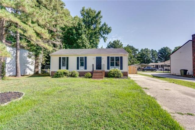 922 Pleasant Street, Richmond, VA 23223 (MLS #1922842) :: HergGroup Richmond-Metro