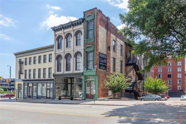 1321 1/2 - Unit #110 E Main Street, Richmond, VA 23219 (#1922947) :: Abbitt Realty Co.