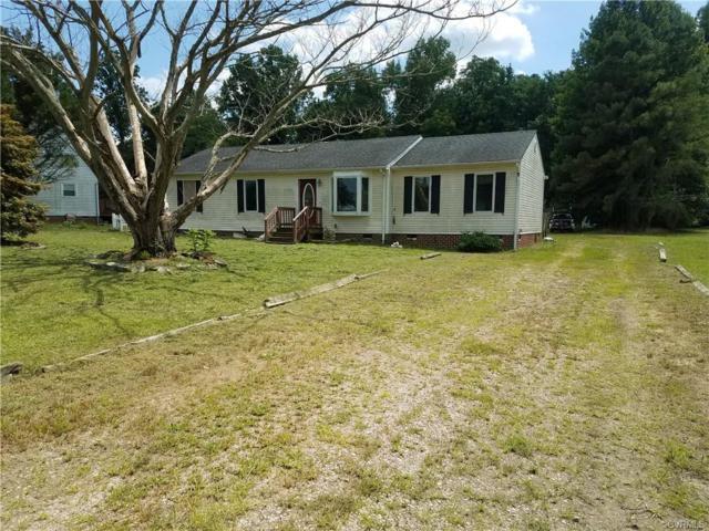 39 Gwynne Drive, Aylett, VA 23009 (MLS #1922973) :: EXIT First Realty