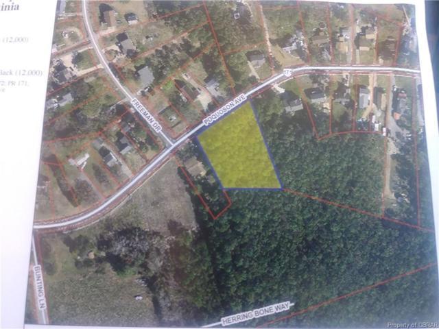 1.34AC Poquoson Avenue, Poquoson, VA 23662 (MLS #1923061) :: The Redux Group