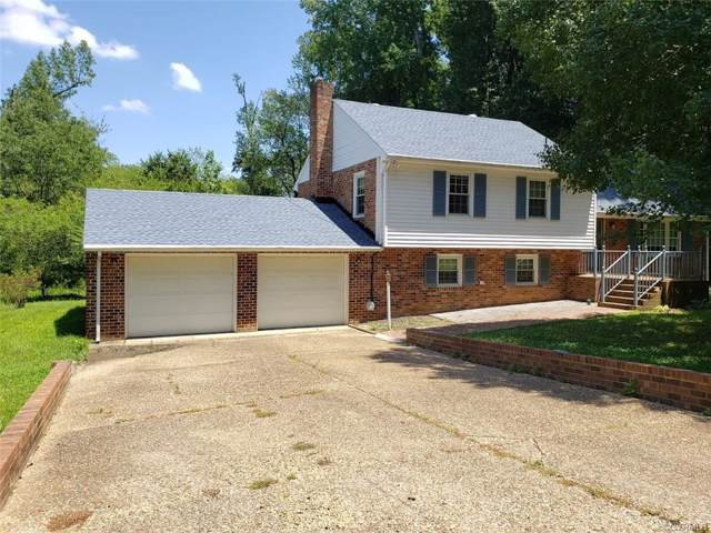 837 Ewell Road, Chesterfield, VA 23235 (MLS #1923076) :: The RVA Group Realty