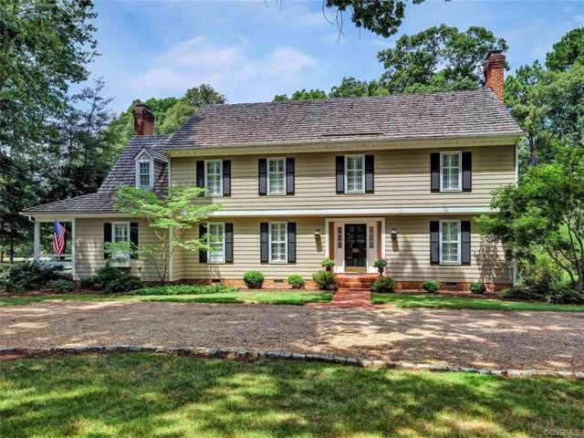 214 Wexleigh Drive, Henrico, VA 23229 (MLS #1923213) :: HergGroup Richmond-Metro