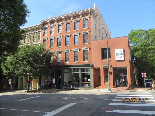 1205 E Main Street U3w, Richmond, VA 23219 (MLS #1923234) :: The RVA Group Realty