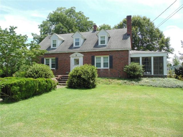 1010 E. Magnolia Ave, West Point, VA 23181 (MLS #1923235) :: EXIT First Realty