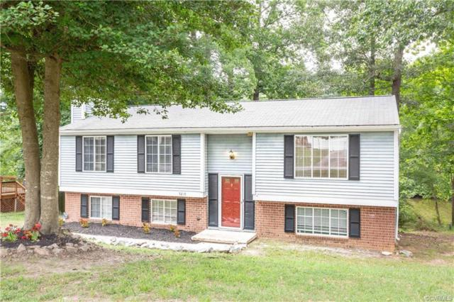 5219 Hallmark Drive, Chesterfield, VA 23234 (MLS #1923244) :: The RVA Group Realty