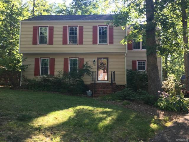 2327 Timberwood Place, Henrico, VA 23294 (MLS #1923250) :: The RVA Group Realty