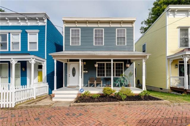 814 N 26th Street, Richmond, VA 23223 (MLS #1923282) :: The RVA Group Realty
