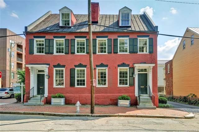 1813 E Grace Street, Richmond, VA 23223 (#1923286) :: Abbitt Realty Co.
