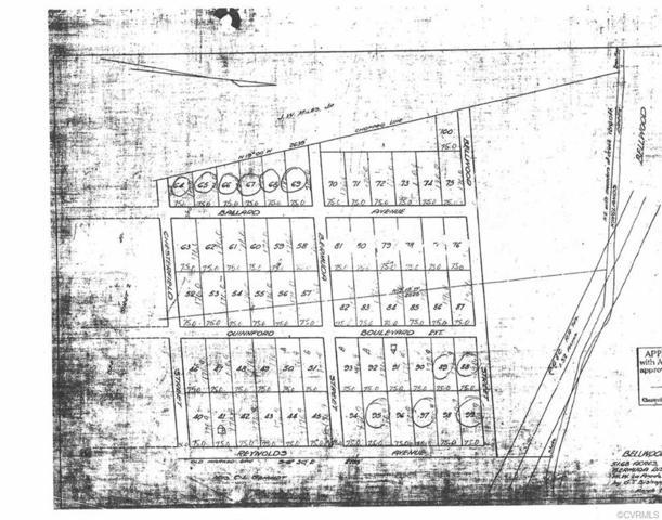 8930 & 8801 Balland Street Street, North Chesterfield, VA 23237 (MLS #1923345) :: Small & Associates