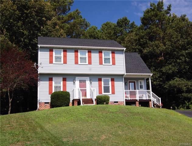 6014 Dugout Terrace, Mechanicsville, VA 23111 (MLS #1923377) :: EXIT First Realty
