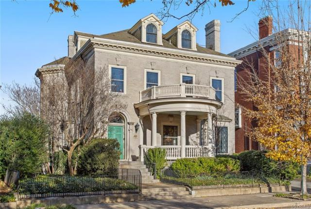 1812 Monument Avenue, Richmond, VA 23220 (MLS #1923437) :: The RVA Group Realty