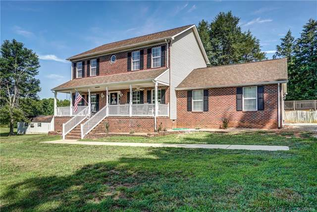 2500 Bryce Lane, Maidens, VA 23102 (MLS #1923478) :: HergGroup Richmond-Metro