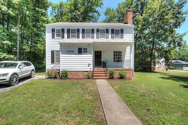 1706 Taft Place, Henrico, VA 23238 (MLS #1923489) :: EXIT First Realty