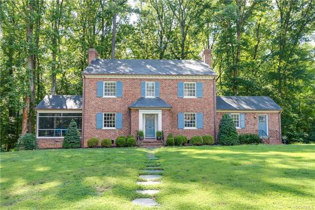 306 St Davids Lane, Richmond, VA 23221 (MLS #1923531) :: Small & Associates