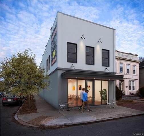 2128 W. Cary Street, Richmond, VA 23220 (MLS #1923544) :: Small & Associates