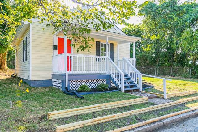 38 W 21st Street, Richmond, VA 23225 (MLS #1923574) :: HergGroup Richmond-Metro