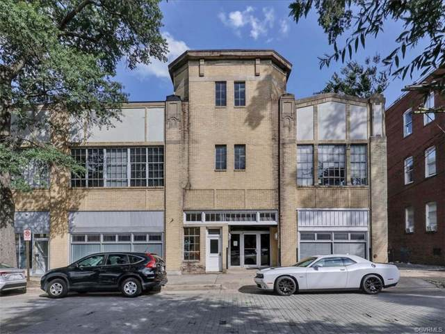 1657 W Broad Street #4, Richmond, VA 23220 (MLS #1923624) :: HergGroup Richmond-Metro