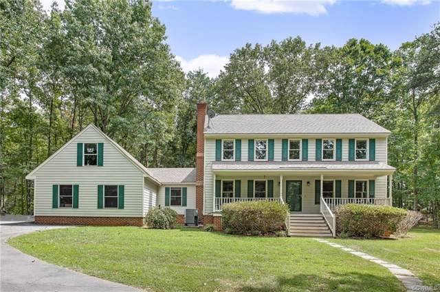 3549 Timberview Road, Powhatan, VA 23139 (MLS #1923628) :: EXIT First Realty