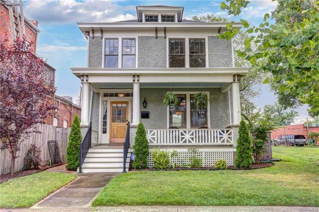 2927 Garland Avenue, Richmond, VA 23222 (#1923633) :: Abbitt Realty Co.