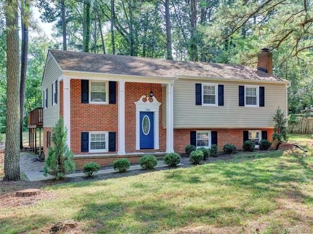 7501 Marilea Road, Richmond, VA 23225 (#1923638) :: Abbitt Realty Co.
