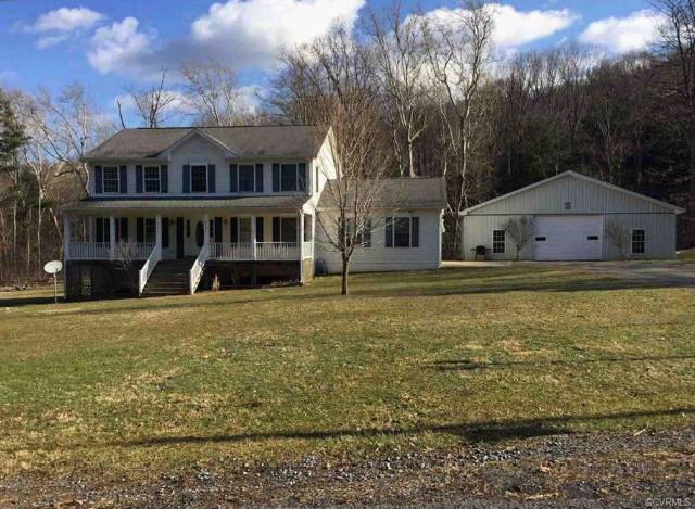 4097 Pine Grove Road, Stanley, VA 22815 (MLS #1923642) :: EXIT First Realty