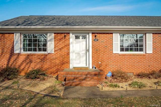 845 Main Street, Buckingham, VA 23936 (#1923655) :: Abbitt Realty Co.