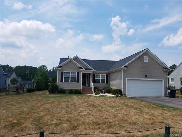 15536 Parkgate Drive, Chester, VA 23831 (MLS #1923679) :: EXIT First Realty