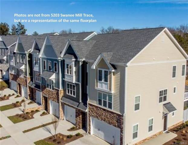 5203 Swanee Mill Place L-5, Glen Allen, VA 23059 (MLS #1923684) :: Small & Associates