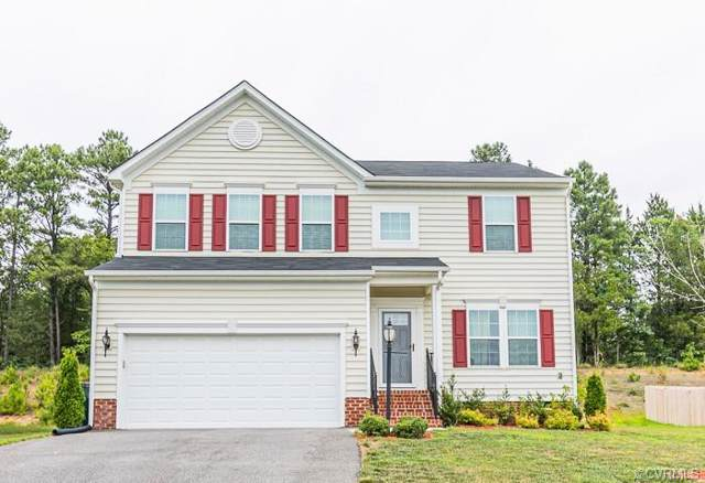 5324 Jennifer Pond Way, Richmond, VA 23223 (MLS #1923685) :: HergGroup Richmond-Metro