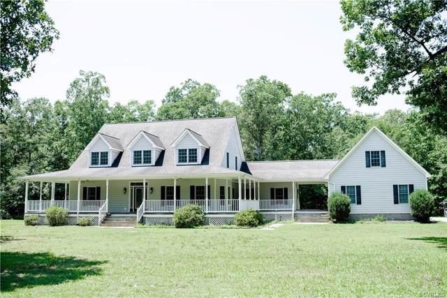 21751 Oak Hill Court, Carson, VA 23830 (#1923689) :: Abbitt Realty Co.