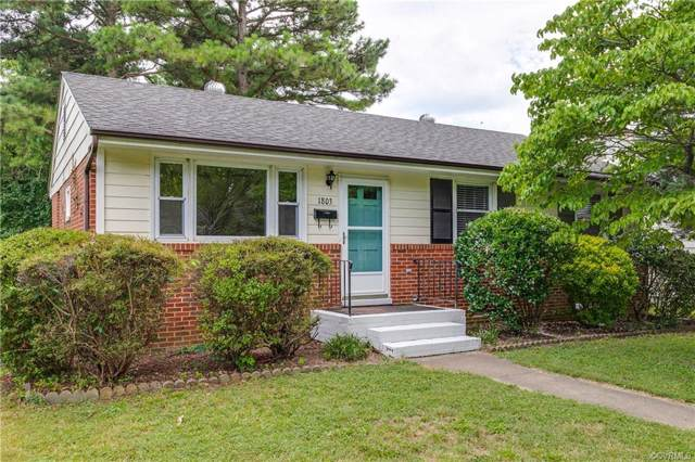 1803 Fenton Street, Richmond, VA 23231 (MLS #1923697) :: EXIT First Realty