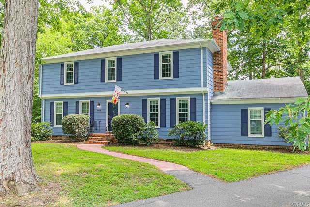 1913 Kirkwall Court, North Chesterfield, VA 23235 (MLS #1923715) :: EXIT First Realty