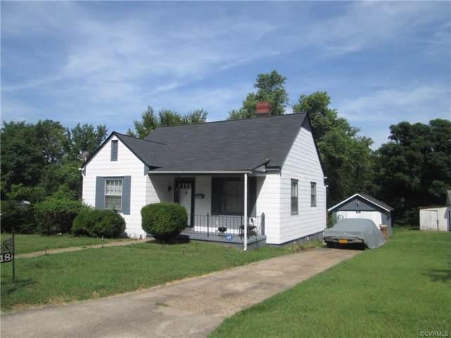 1318 Custer Street, Petersburg, VA 23803 (MLS #1923731) :: EXIT First Realty