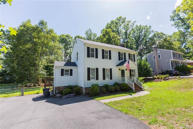 9325 Falcon Drive, Mechanicsville, VA 23116 (MLS #1923794) :: EXIT First Realty