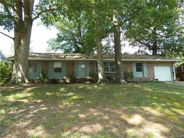 210 Homestead Drive, Colonial Heights, VA 23834 (MLS #1923811) :: HergGroup Richmond-Metro
