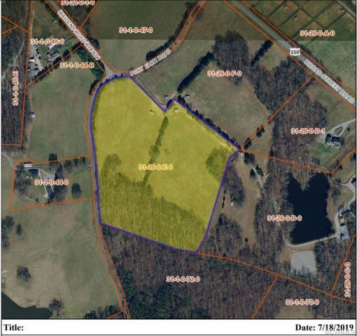 0 Maidens Road, Goochland, VA 23102 (MLS #1923828) :: HergGroup Richmond-Metro