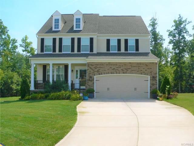 6713 Swanhaven Drive, North Chesterfield, VA 23234 (#1923853) :: Abbitt Realty Co.