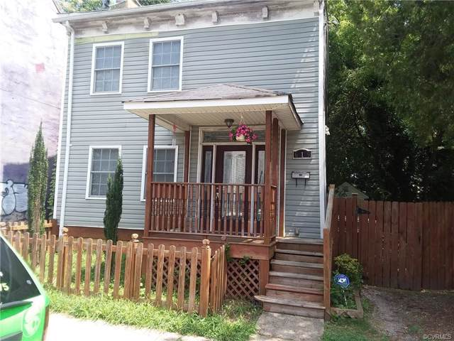 619 N 30th Street, Richmond, VA 23223 (MLS #1923883) :: HergGroup Richmond-Metro