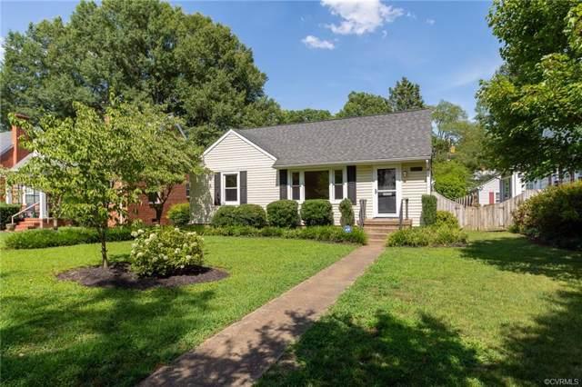 5017 E Seminary Avenue, Richmond, VA 23227 (MLS #1923897) :: Small & Associates