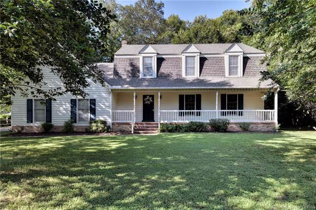 3344 Timber Ridge, Williamsburg, VA 23185 (MLS #1924028) :: The Redux Group