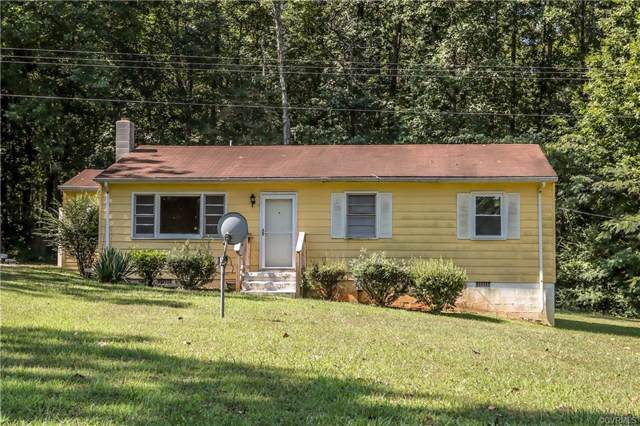 15451 Robert Terrell Road, Montpelier, VA 23192 (MLS #1924035) :: EXIT First Realty