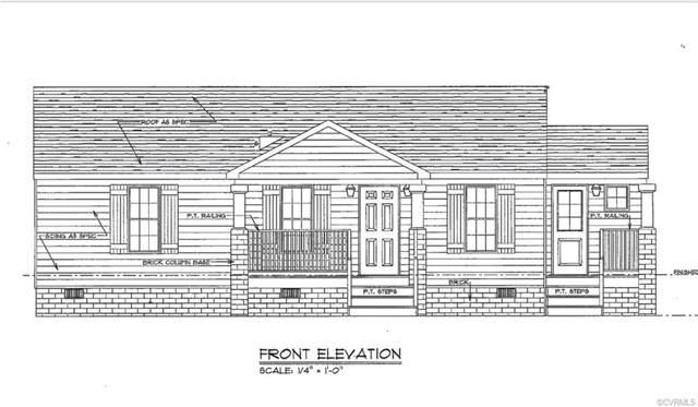403 Seatons Lane, West Point, VA 23181 (MLS #1924056) :: Small & Associates